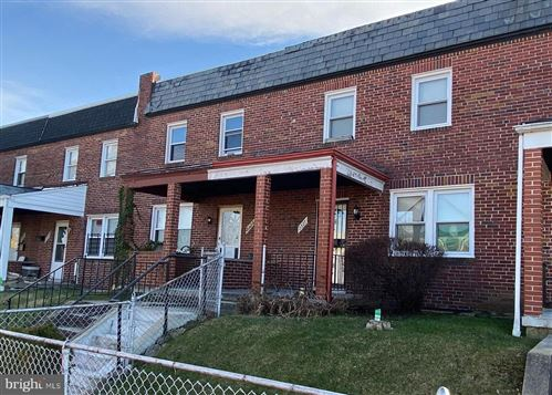 Photo of 2327 RIGGS AVE, BALTIMORE, MD 21216 (MLS # MDBA537514)
