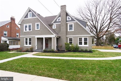 Photo of 3811 TAYLOR ST, CHEVY CHASE, MD 20815 (MLS # MDMC663514)