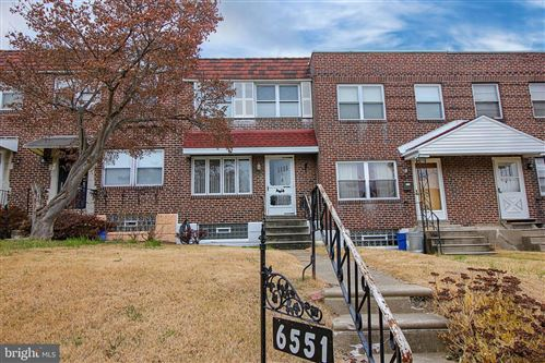 Photo of 6551 W WALNUT PARK DR, PHILADELPHIA, PA 19120 (MLS # PAPH855514)