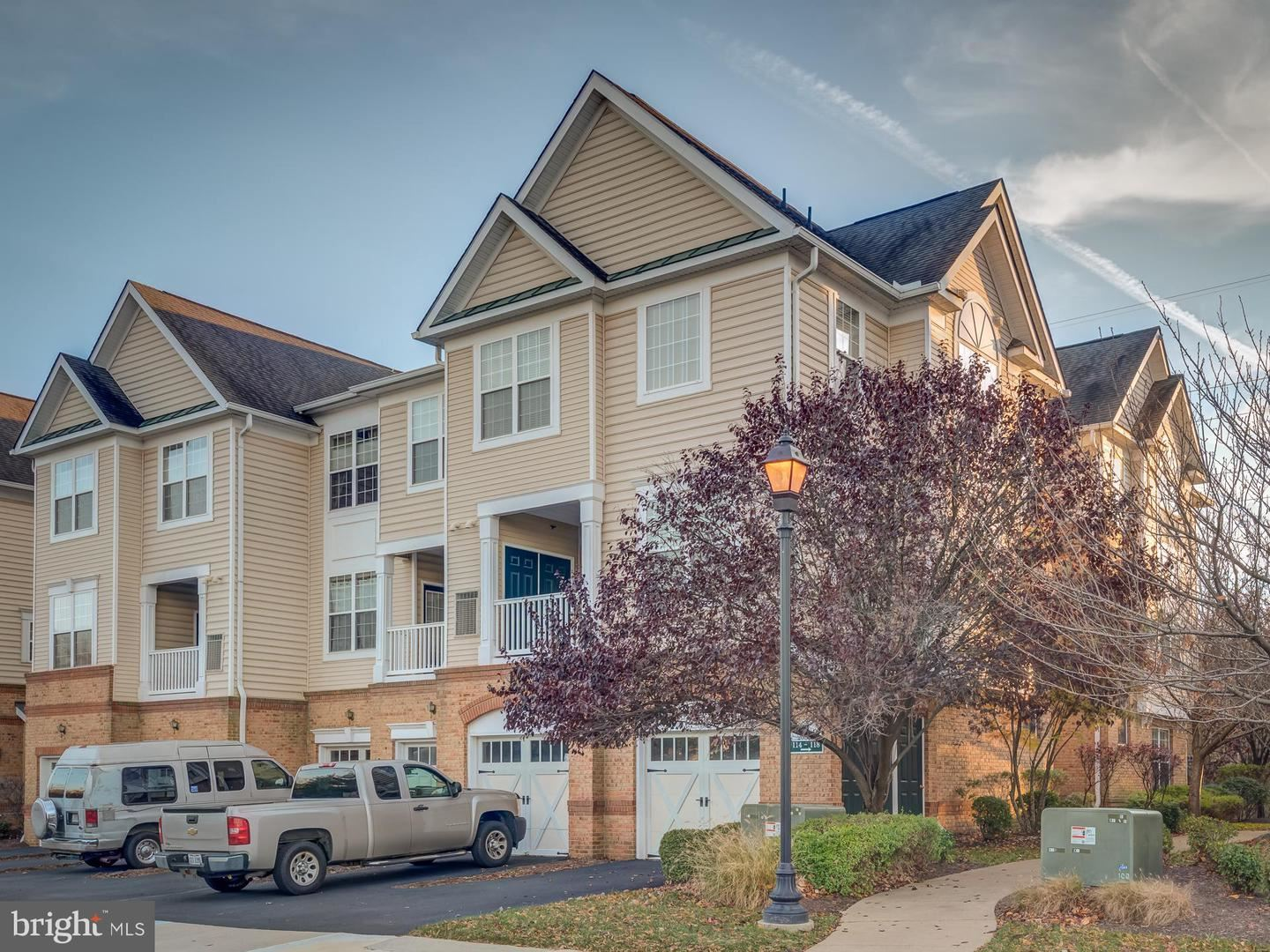Photo of 20375 BELMONT PARK TER #118, ASHBURN, VA 20147 (MLS # VALO425514)