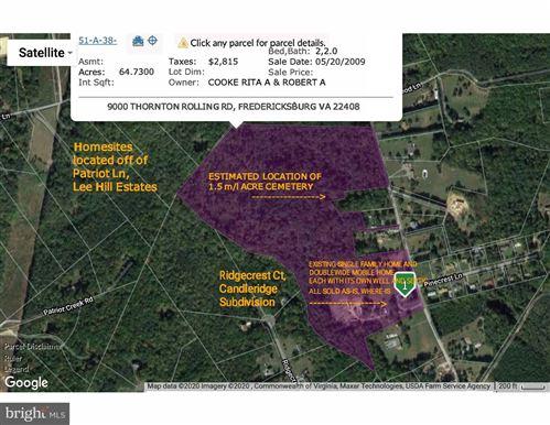 Photo of 9000 THORNTON ROLLING RD, FREDERICKSBURG, VA 22408 (MLS # VASP231516)