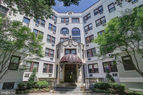 Photo of 4701 CONNECTICUT AVE NW #LL4, WASHINGTON, DC 20008 (MLS # DCDC479518)