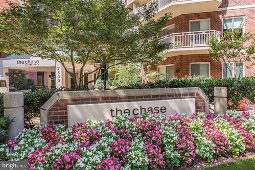 Photo of 7500 WOODMONT AVE #S1111, BETHESDA, MD 20814 (MLS # MDMC693518)