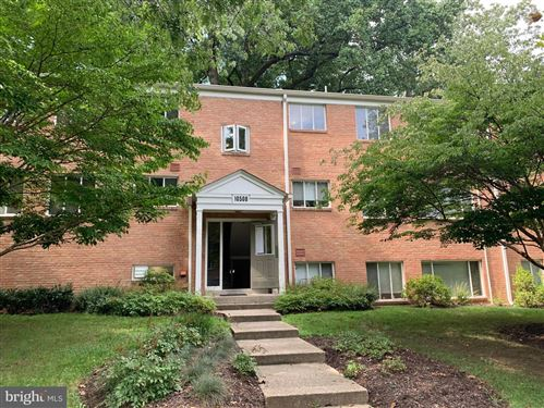 Photo of 10508 MONTROSE AVE #M-102, BETHESDA, MD 20814 (MLS # MDMC724520)