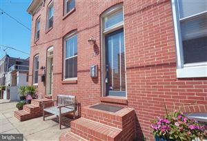 Photo of 716 S BOULDIN ST, BALTIMORE, MD 21224 (MLS # MDBA477522)