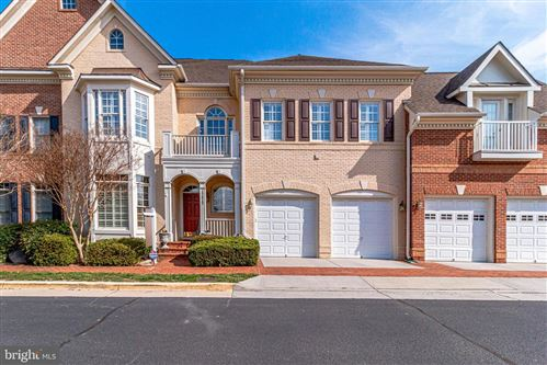 Photo of 12812 FALCON WOOD PL, FAIRFAX, VA 22033 (MLS # VAFX1116522)