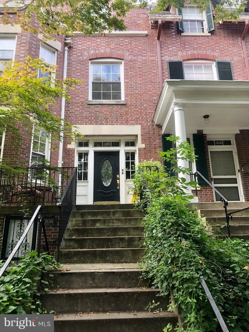 Photo for 2634 WOODLEY PL NW #2, WASHINGTON, DC 20008 (MLS # DCDC493522)