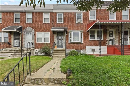 Photo of 3633 LYNDALE AVE, BALTIMORE, MD 21213 (MLS # MDBA2016526)