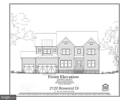 Photo of 2122 BOXWOOD DR, FALLS CHURCH, VA 22043 (MLS # VAFX1101526)
