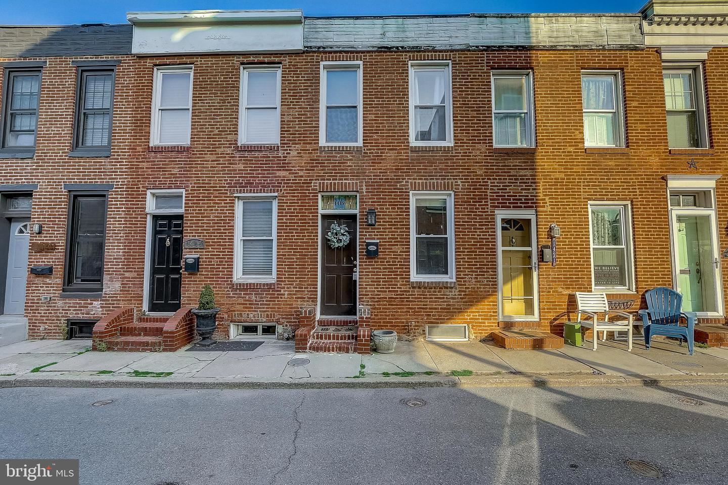 1419 COOKSIE ST, Baltimore, MD 21230 - MLS#: MDBA545526