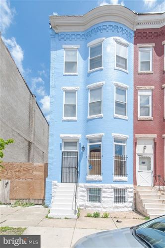Photo of 510 E 21ST ST, BALTIMORE, MD 21218 (MLS # MDBA511528)