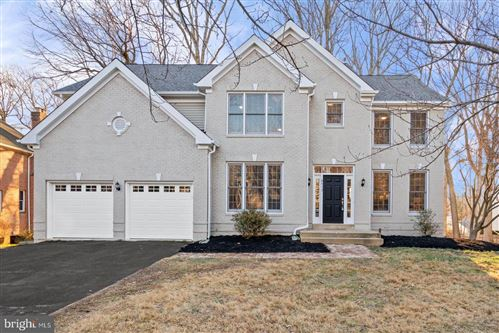 Photo of 8413 OVERLOOK ST, VIENNA, VA 22182 (MLS # VAFX1174528)