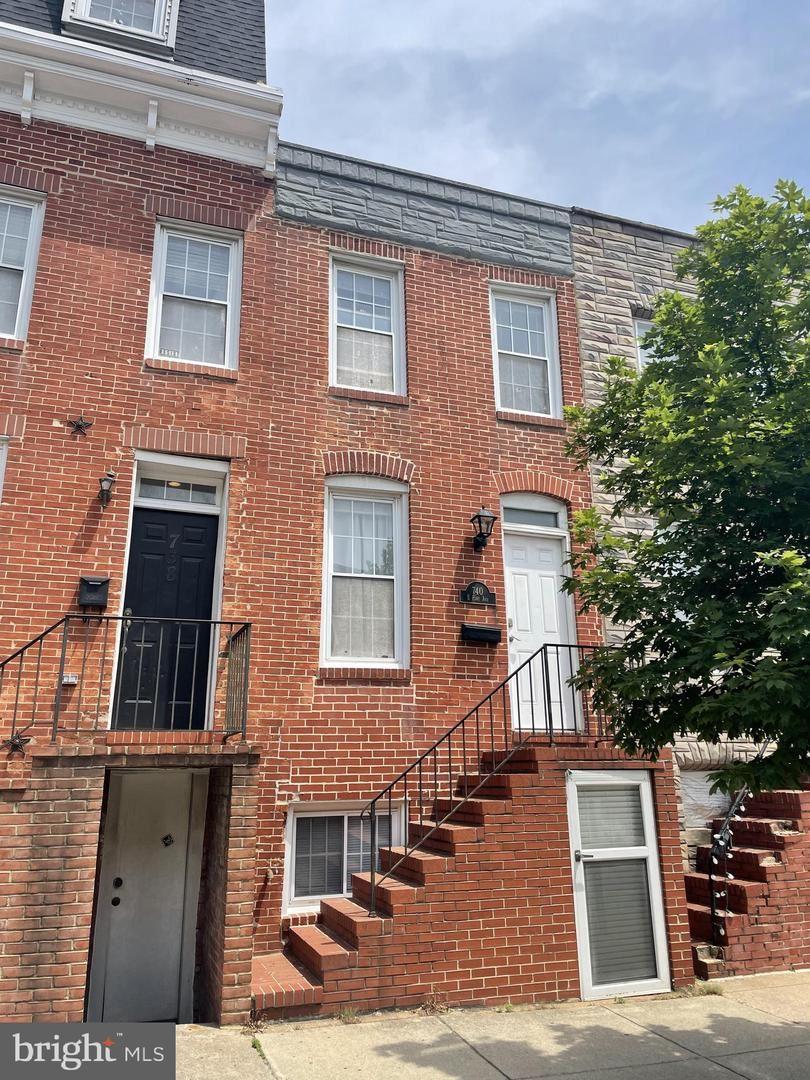 740 E FORT, Baltimore, MD 21230 - MLS#: MDBA552528