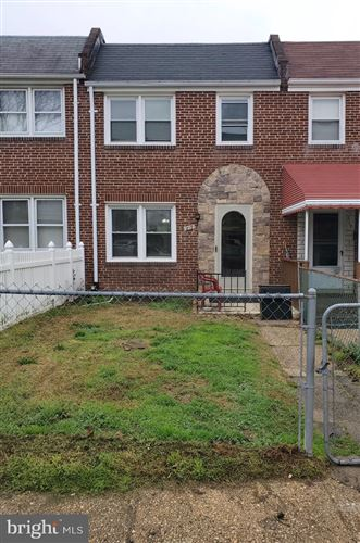 Photo of 217 GROVE PARK RD, BALTIMORE, MD 21225 (MLS # MDAA430532)