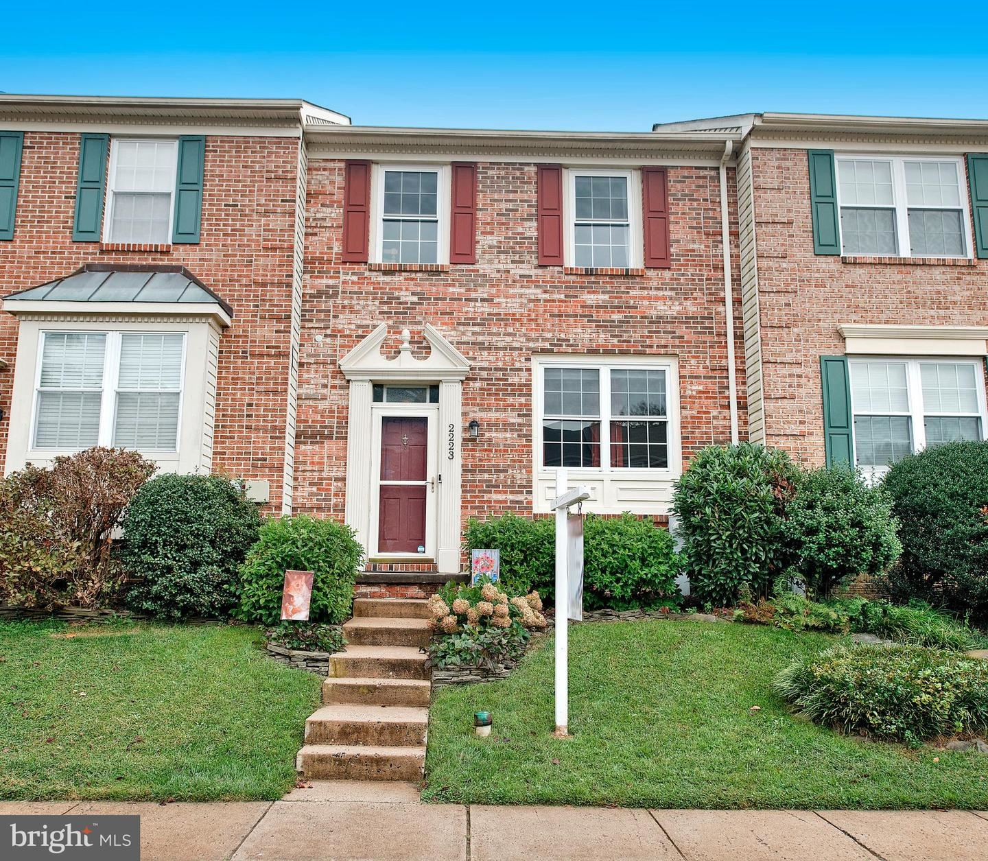 2223 CANTLEY DR, Forest Hill, MD 21050 - MLS#: MDHR2003532