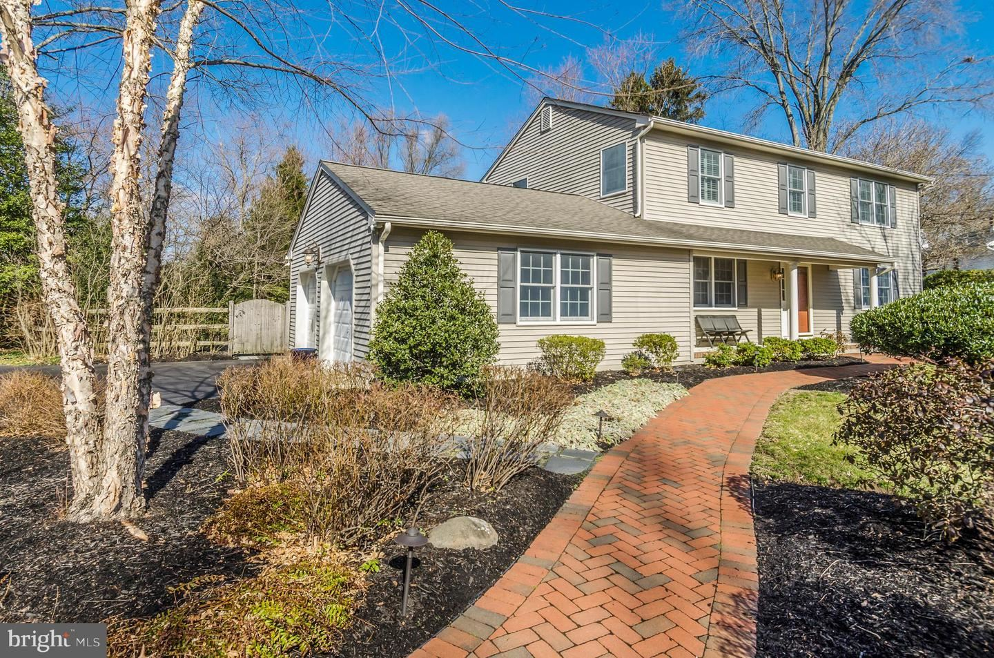 50 VAN WYCK DR, Princeton Junction, NJ 08550 - #: NJME292532