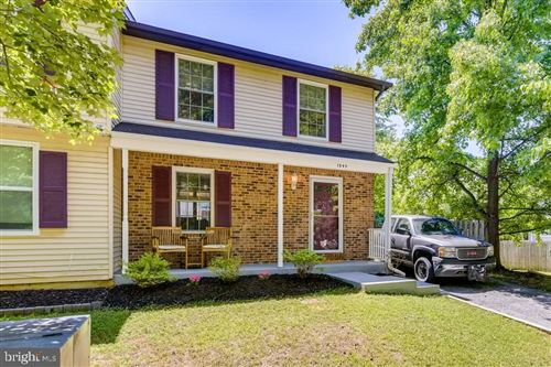 Photo of 1549 STAR PINE DR, ANNAPOLIS, MD 21409 (MLS # MDAA438536)