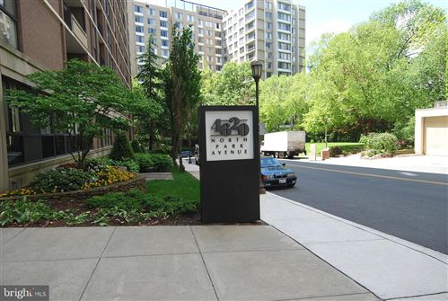 Photo of 4620 N PARK AVE #805W, CHEVY CHASE, MD 20815 (MLS # MDMC720536)
