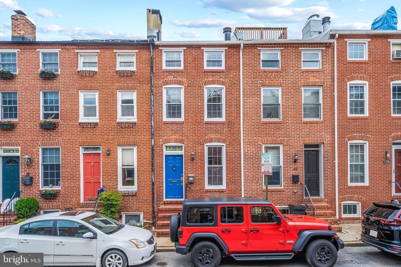 32 E WHEELING ST, Baltimore, MD 21230 - MLS#: MDBA554536