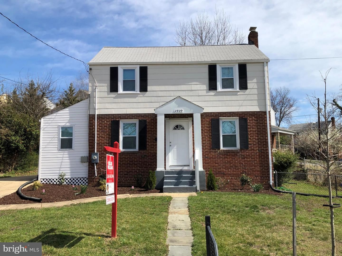 2809 63RD AVE, Cheverly, MD 20785 - MLS#: MDPG562536