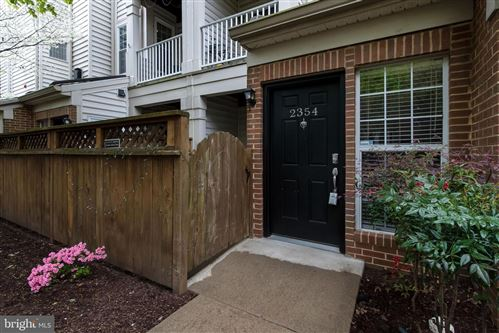 Photo of 2354 GARNETT DR, ALEXANDRIA, VA 22311 (MLS # VAAX258538)