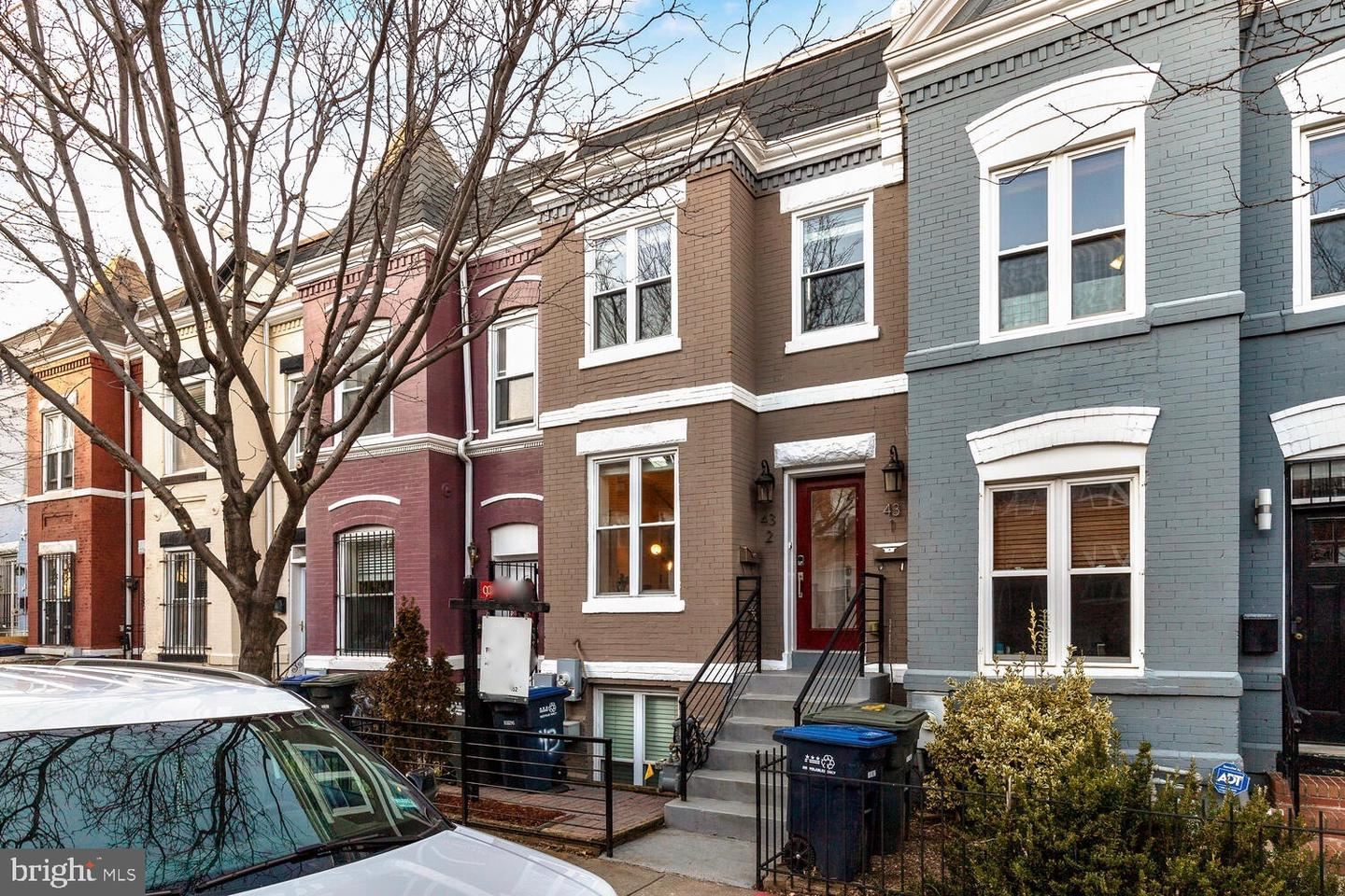 Photo of 43 HANOVER PL NW #2, WASHINGTON, DC 20001 (MLS # DCDC508538)