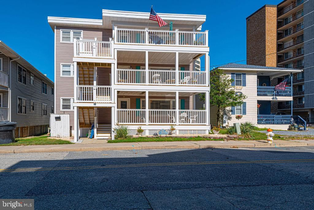 Photo of 10 84TH ST #1, OCEAN CITY, MD 21842 (MLS # MDWO117538)