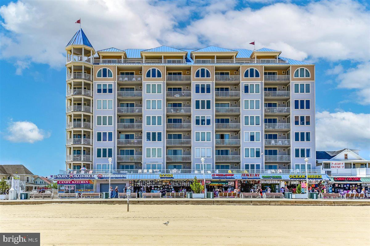 Photo for 2 DORCHESTER ST #701, OCEAN CITY, MD 21842 (MLS # MDWO2001538)