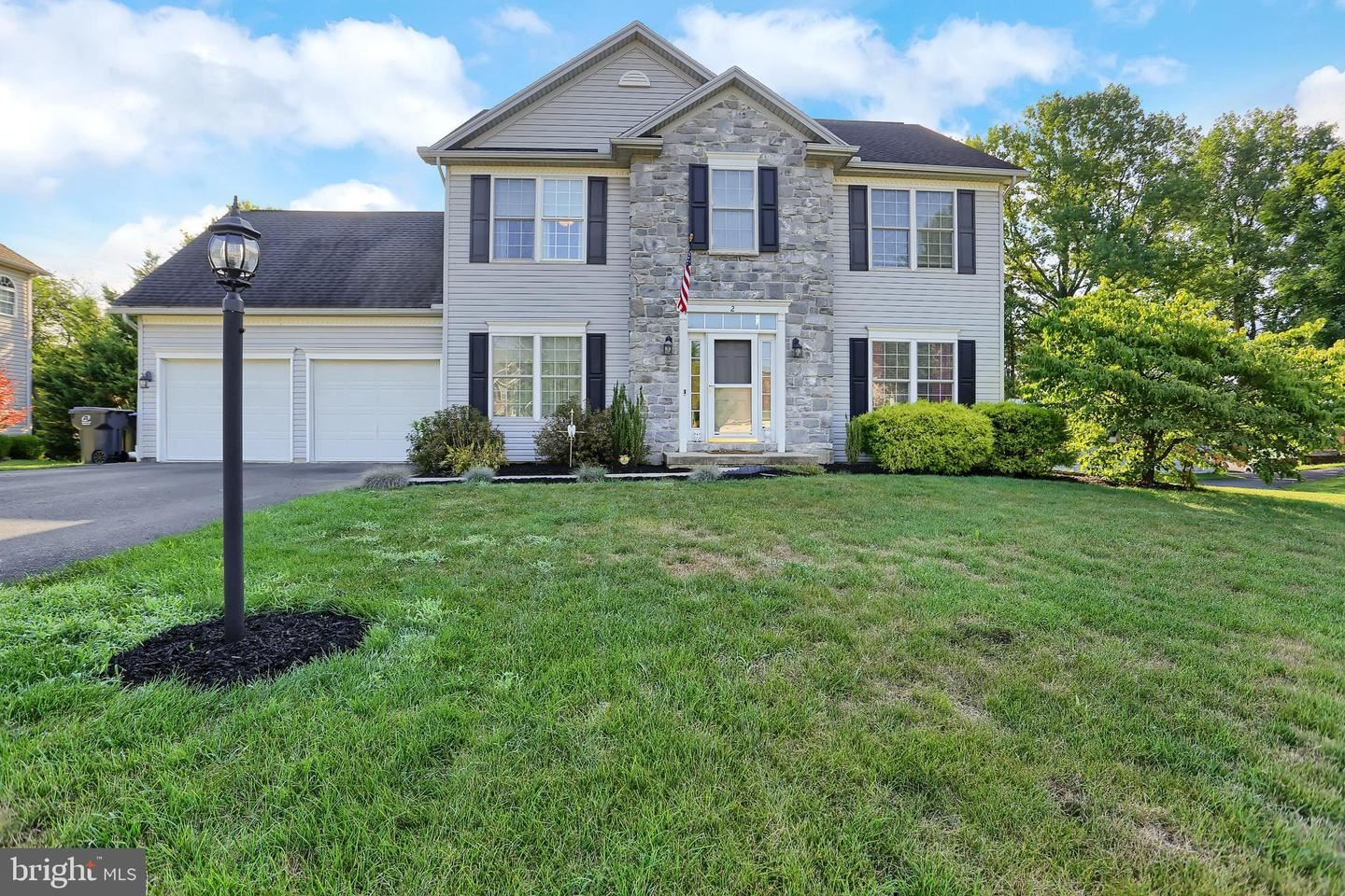 Photo of 2 MEADOWOOD PL, BOILING SPRINGS, PA 17007 (MLS # PACB126540)