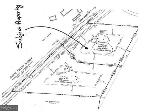 Photo of 0 ROBERT FULTON HWY #LOT 13, QUARRYVILLE, PA 17566 (MLS # PALA178542)