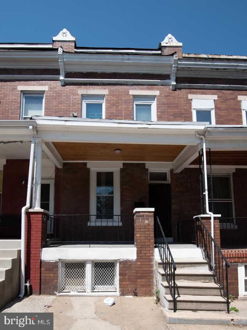 2818 WINCHESTER ST, Baltimore, MD 21216 - MLS#: MDBA549542