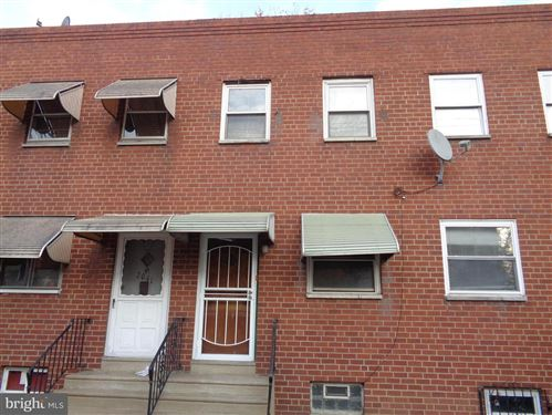 Photo of 2043 WAKELING ST, PHILADELPHIA, PA 19124 (MLS # PAPH851544)