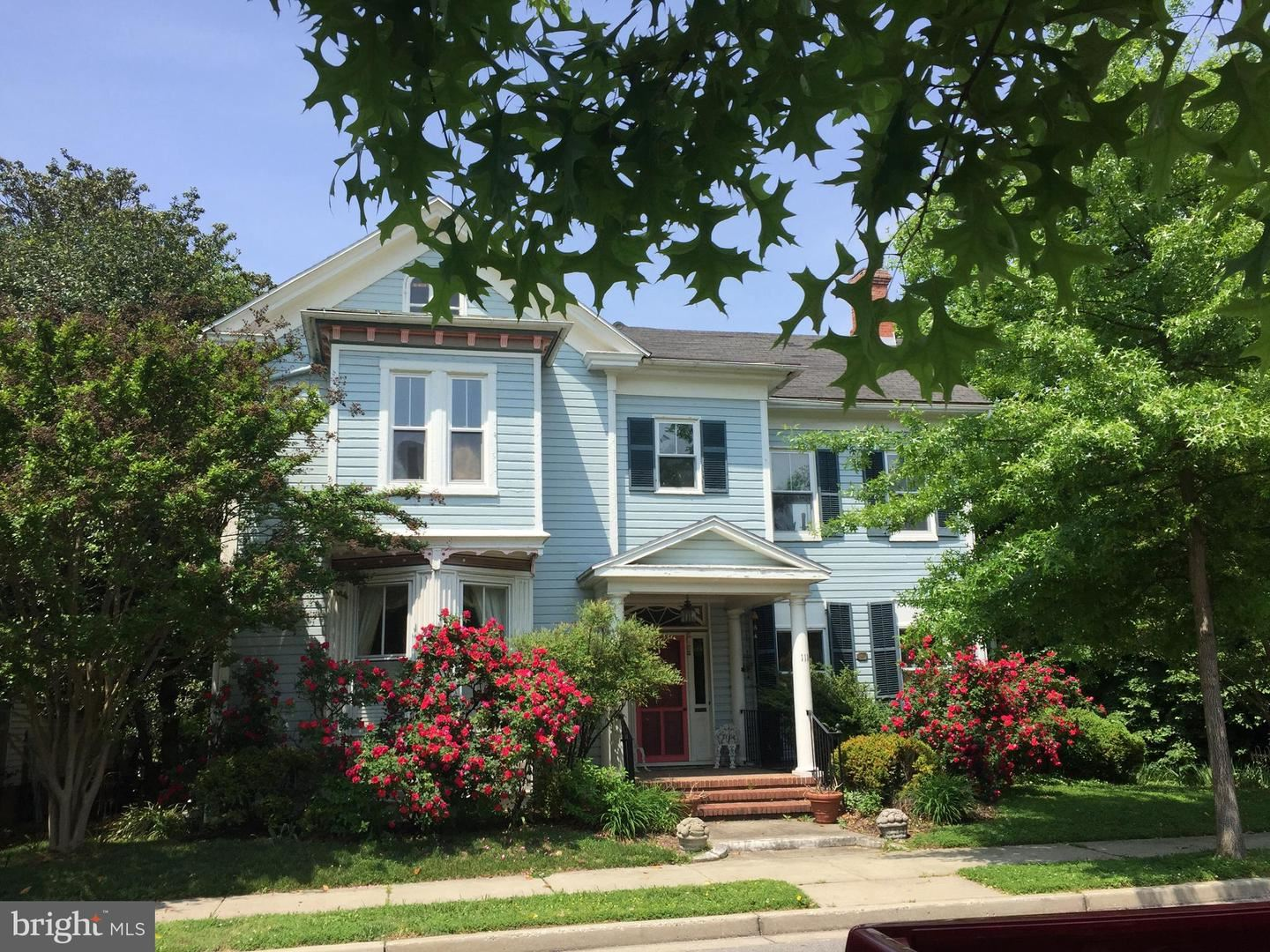 Photo for 111 GOLDSBOROUGH ST, EASTON, MD 21601 (MLS # MDTA139544)