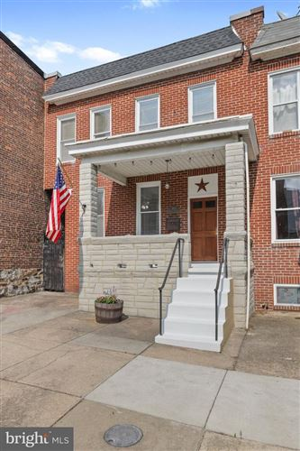Photo of 1601 WEBSTER ST, BALTIMORE, MD 21230 (MLS # MDBA2005546)
