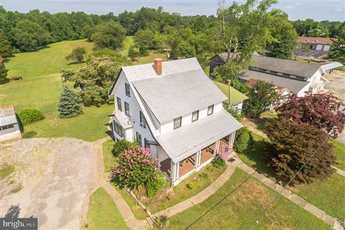 Photo of 4110 OLD TOWN RD, HUNTINGTOWN, MD 20639 (MLS # MDCA177546)