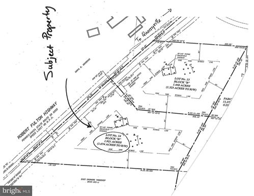 Photo of 0 ROBERT FULTON HWY #LOT 14, QUARRYVILLE, PA 17566 (MLS # PALA178546)