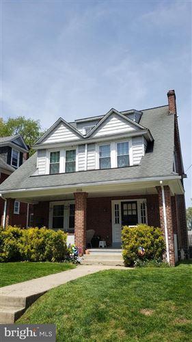 Photo of 116 GRANDVIEW RD, ARDMORE, PA 19003 (MLS # PAMC688546)