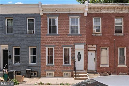 Photo of 1454 N MARSTON ST, PHILADELPHIA, PA 19121 (MLS # PAPH2002546)