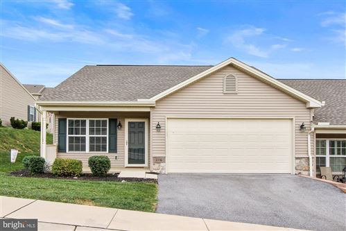Photo of 116 SHETLAND DR, RED LION, PA 17356 (MLS # PAYK2006548)