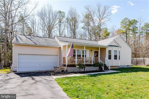 Photo of 327 SENATE DR, RUTHER GLEN, VA 22546 (MLS # VACV121548)