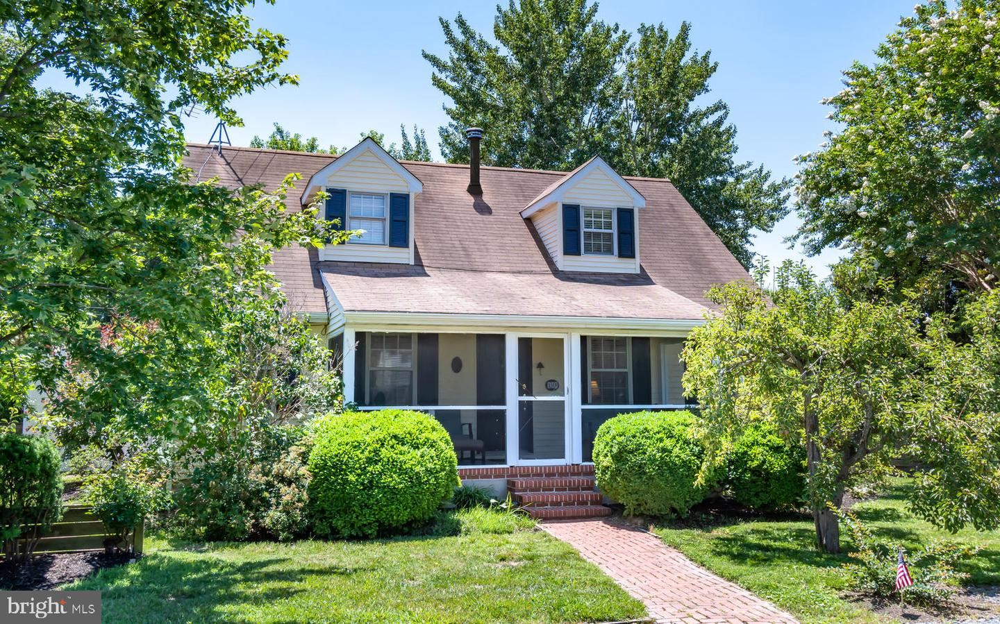 Photo of 108 WILLOWS AVE, OXFORD, MD 21654 (MLS # MDTA138548)