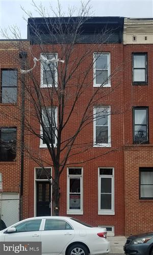 Photo of 1411 S HANOVER ST S, BALTIMORE, MD 21230 (MLS # MDBA497550)