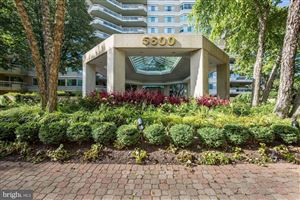 Photo of 5600 WISCONSIN AVE #407, CHEVY CHASE, MD 20815 (MLS # MDMC217550)