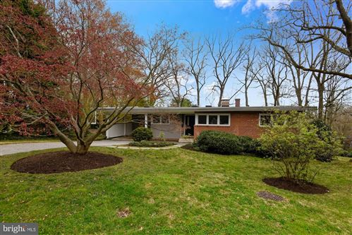 Photo of 7727 ROCTON AVE, CHEVY CHASE, MD 20815 (MLS # MDMC702550)