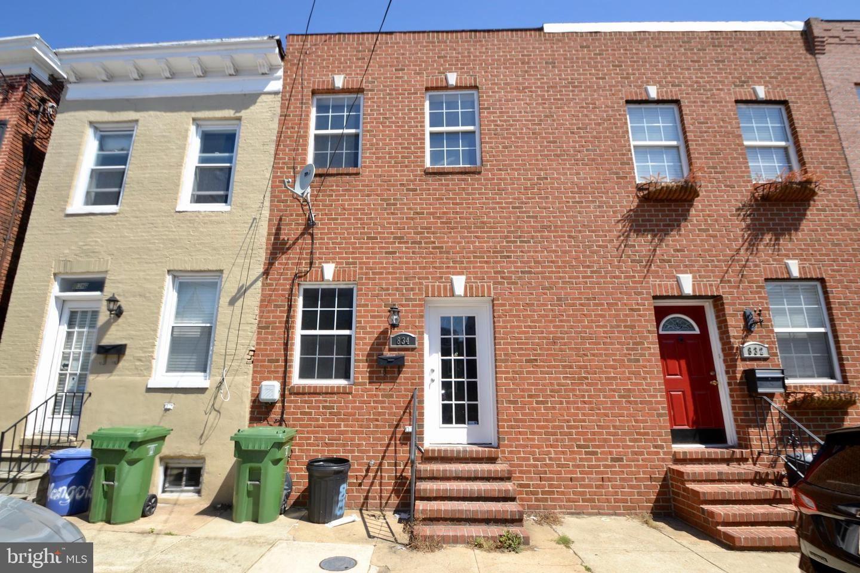 834 MANGOLD ST, Baltimore, MD 21230 - MLS#: MDBA549550