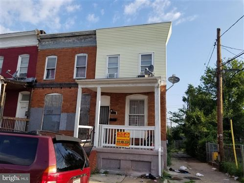 Photo of 2100 CLIFTON AVE, BALTIMORE, MD 21217 (MLS # MDBA519552)