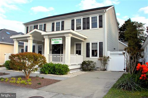 Photo of 34 OLIVE AVE, REHOBOTH BEACH, DE 19971 (MLS # DESU160554)