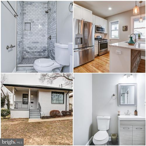 Photo of 5632 BLAINE ST NE, WASHINGTON, DC 20019 (MLS # DCDC455556)