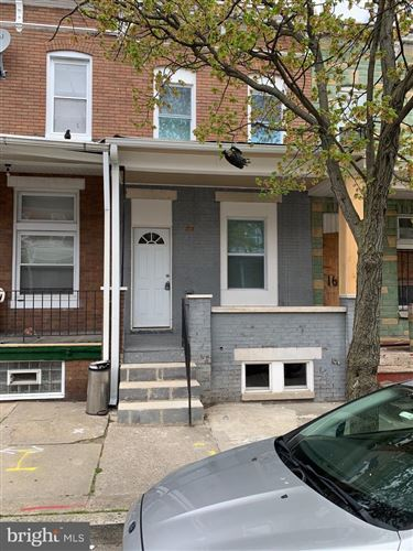 Photo of 1624 NORMAL AVE, BALTIMORE, MD 21213 (MLS # MDBA547556)