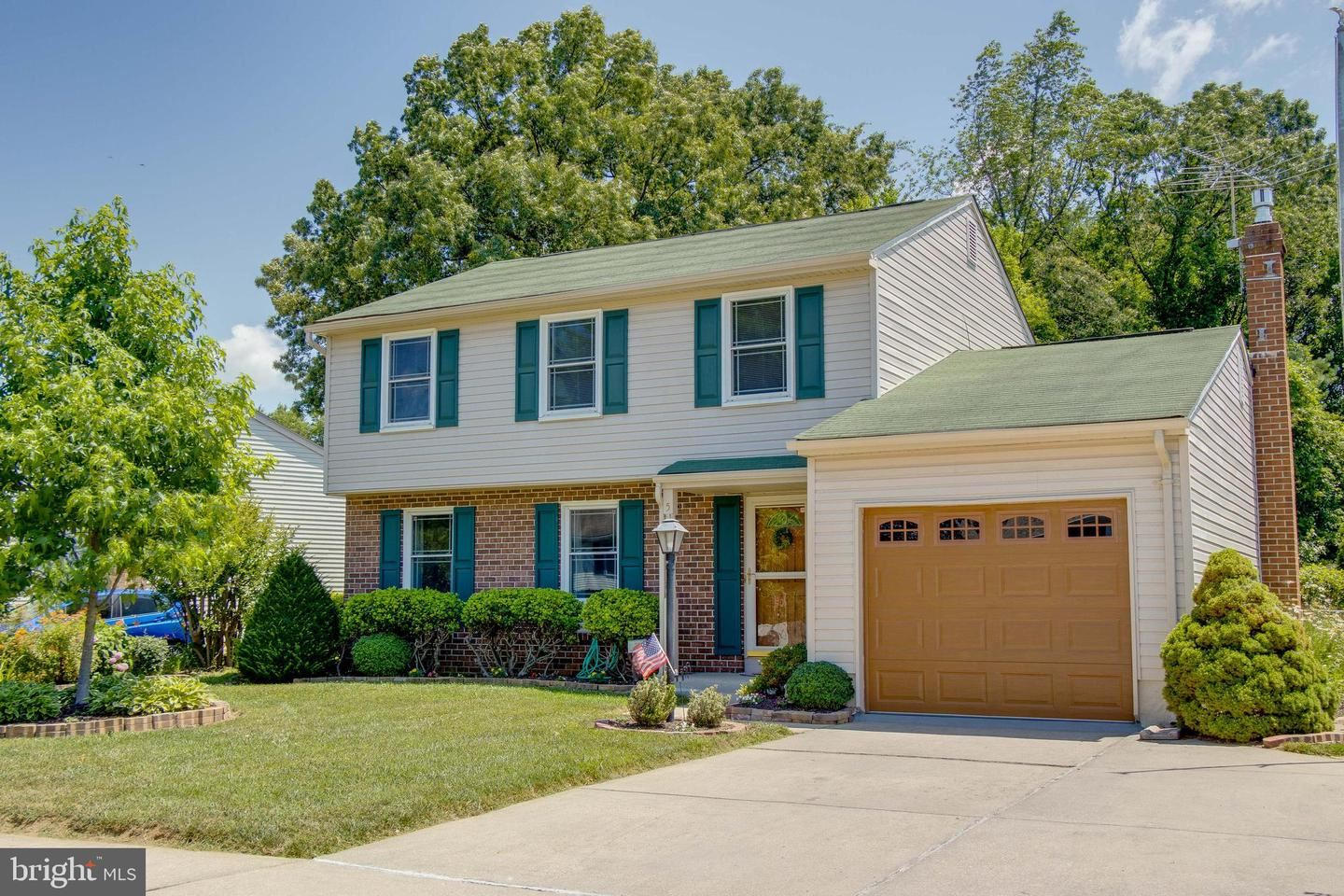 5 TULIP TREE CT, Baltimore, MD 21221 - #: MDBC497556